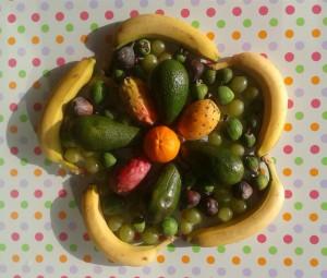 fiore di frutta autunno