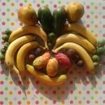 maschera di frutta autunno