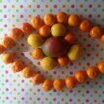 occhio di frutta autunno