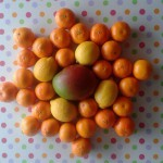 stella di frutta autunno